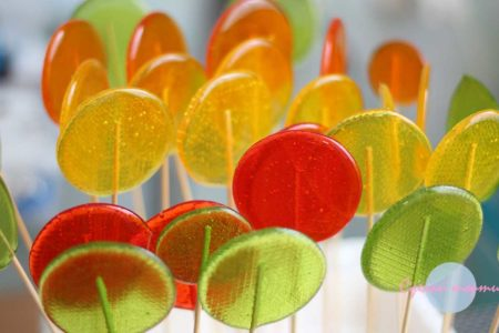 Леденцы из глюкозного сиропа