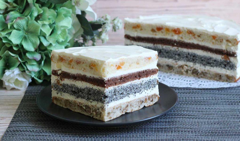 """Королевский торт """"Генерал"""""""