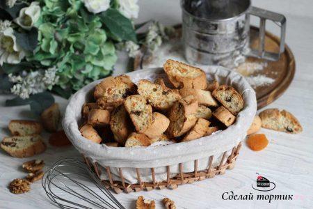 """Итальянское печенье """"Кантуччи"""""""