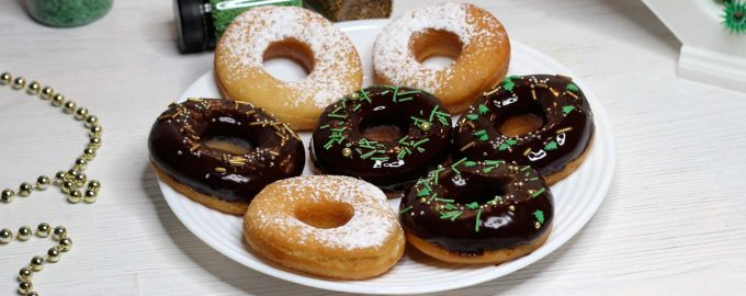 """Американские пончики """"Донатс"""""""