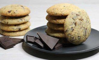 Американское печенье с шоколадом