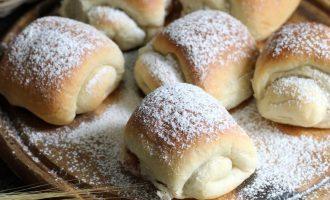 Японские булочки с корицей - нежные как пух