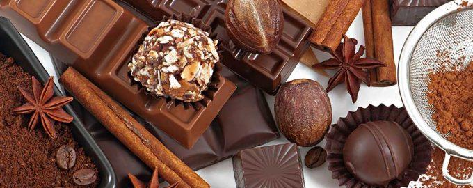 Как появился шоколад